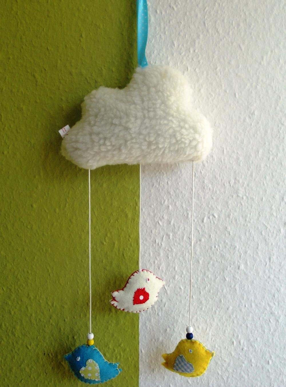 Baby Mobile and Music Toy, 2 in 1