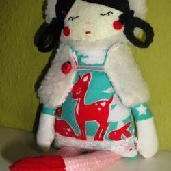 Noeli the XMAS doll